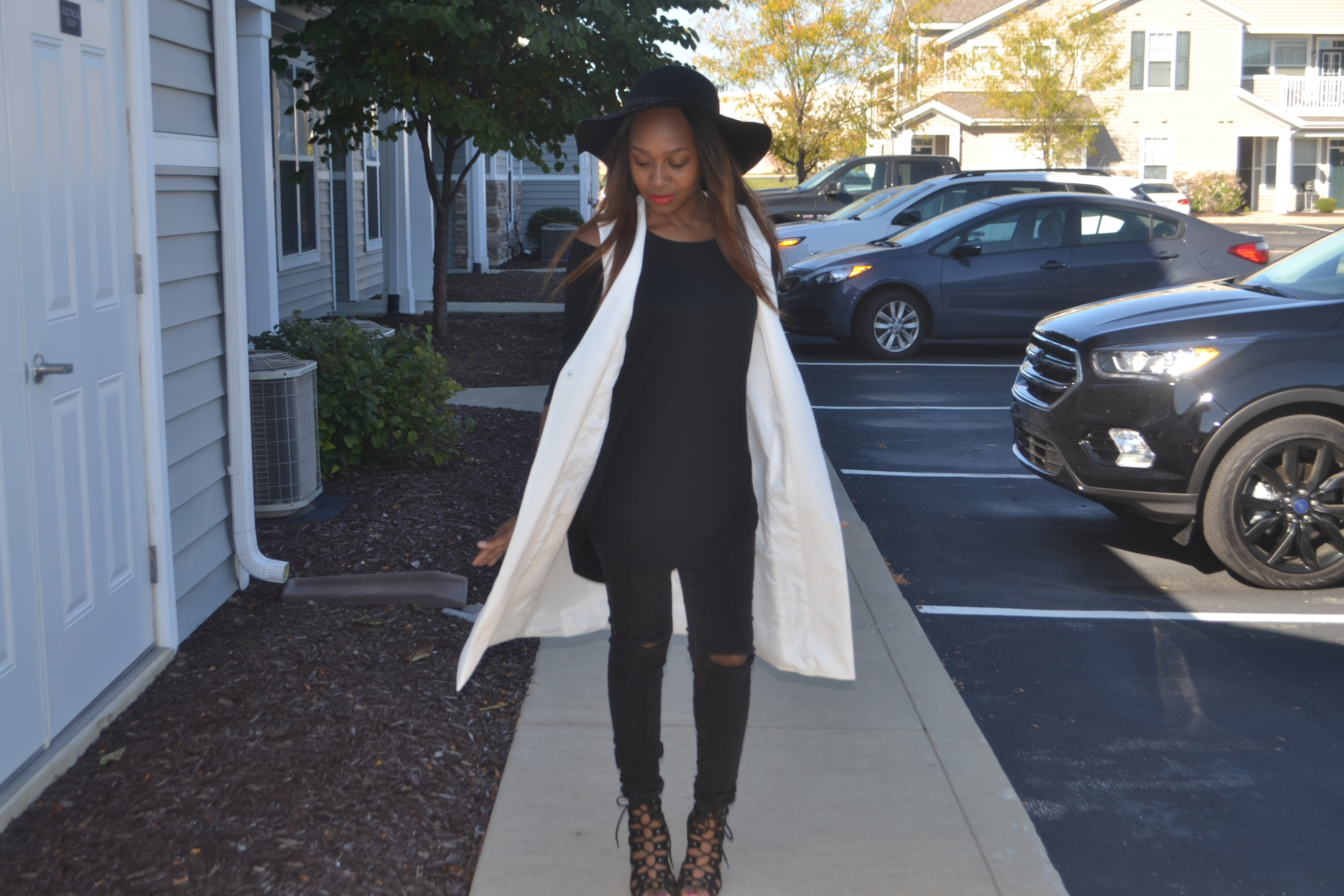 Wearing All Black …How to Spice Up a Boring Outfit