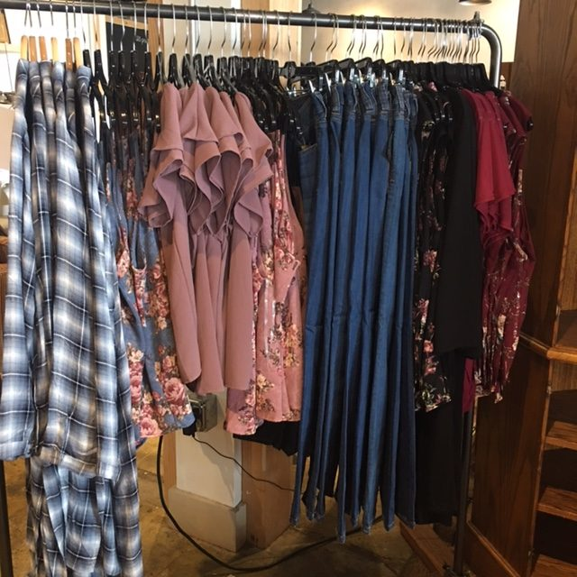 shopping for plus size clothing