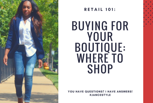 Clothing for a Boutique: Where to Buy?
