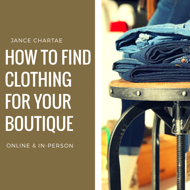 How to Find Clothing for Your Boutique